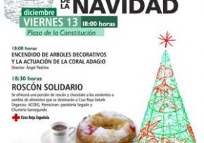 ROSCÓN Y CHOCOLATE SOLIDARIO